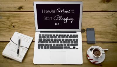 Blogging Beginnings