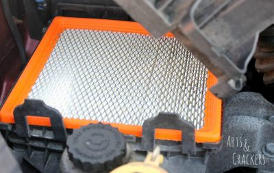 FRAM Engine Air Filter