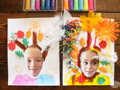 Get whacky with this Crazy Hair Day Art Project, perfect for a classroom activity, Crazy Hair Day, or kid made art activity
